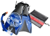 Aqua Lung ABC Tauchset La Costa Proflex Pro 40-44 -