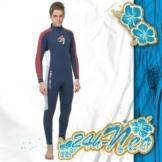 ASCAN JUNIOR OVERALL 4mm Kinder Neoprenanzug Surfanzug , 164 -