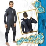 ASCAN JUNIOR POLAR Kinder Neoprenanzug Surfanzug 5 mm, 164 -