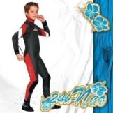 ASCAN JUNIOR SEMIDRY Kinder Neoprenanzug Surfanzug 3 mm NEU!!, 172 -