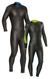 Camaro Blacktec Overall Fullsuit Speedskin Triathlon Neoprenanzug Schwimmanzug -