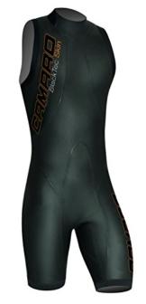 Camaro Herren Schwimmshorty Blacktec Skin Speed, Schwarz, 54, 951095-99 -
