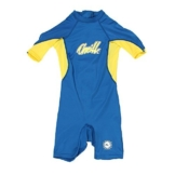 O´Neill Neoprenanzug O'ZONE TODDLER SPRING BOYS AS4 DEEPSEA/YLW/SKY 6 -