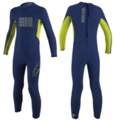 O'Neill Wetsuits - O'Neill Toddler's Reactor 2m... -