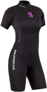 Scubapro Shorty Definition Neoprenanzug für Damen (Größe 46) -