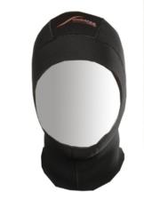 SCUBATEC Neoprenhaube Tauchhaube 5 mm schwarz M -