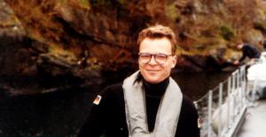 Jörg Kunkel im Neoprenanzug