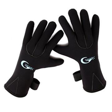 3MM Neoprenhandschuhen Neopren Handschuhe Neoprenschuhen M -