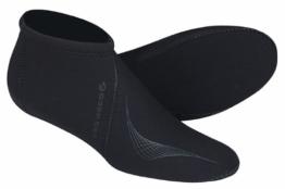 3mm Neoprensocken Flossen Socken - SM -