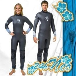 ASCAN Neoprenanzug Surfanzug C3 Titan 4mm Neu! alle Größen PREISHIT!!!, 52 -