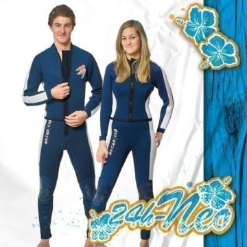 ASCAN Neoprenanzug Surfanzug Long John + Bolero Neu! alle Größen PREISHIT!!! 50 -