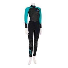 Ascan Style Comfort 5/4mm Damen Neoprenanzug Surfanzug Windsurfen (38) -