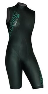 Camaro Damen Schwimmshorty Blacktec Skin Speed, Schwarz, 42, 951095-99 -
