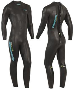 Camaro Speedskin Herren Overall Triathlon Wettkampf Neoprenanzug -