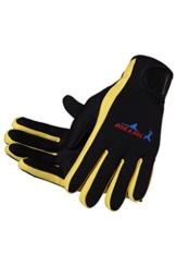Cokar Neopren Handschuhe 1.5MM Neoprenhandschuhe Tauchen Schnorcheln Elastische Warm Verstellbarer -