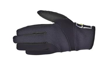 crazy4sailing Neopren Vollfinger Segelhandschuhe, Farbe:schwarz;Größe:XL -