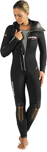 Cressi Facile, Tauchanzug Damen 7mm, Premium Neoprene -