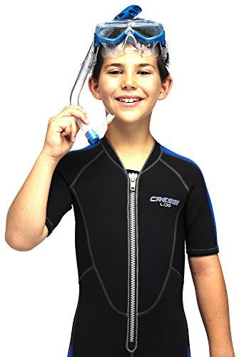 Cressi Lido, Neoprenanzug Kinder 3mm, 98 cm, 110 cm, 128 cm, 164 cm -