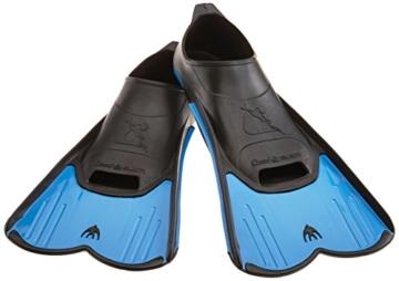 Cressi, Unisex Schwimm Flossen Light - Made in Italy, Blau, Gr. 43/44 EU -