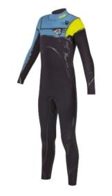 Jobe Impress Steamer Flex Youth 4/3 Kinder Halbtrocken Neoprenanzug, Größe wählen:152-158 (XL) -