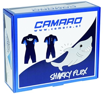 Kindershorty Camaro Sharky Flex incl. Quietsche-Hai (L = 6 (124-132 cm)) -