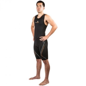 Lavacore Men's Sleeveless Shorty for Scuba or Snorkeling -