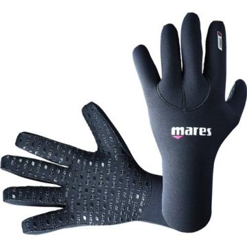 Mares Erwachsene Handschuhe Flexa Classic 3 mm, Black/Grey, L, 412719L -