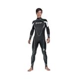 Mares Herren Coral 0,5Neoprenanzug-Schwarz/Schwarz, Größe S6 -