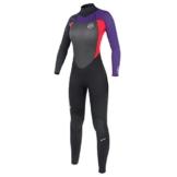 Neilpryde Spark Lady 5/4/3 2016 Damen Neoprenanzug Größe 36, Farbe purple/red/black -