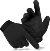 Neoprenhandschuhe High Stretch 3.0 mm Farbe Schwarz/Schwarz Größe XXL -