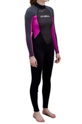 O'Neill Full Suit REACTOR WMS Neoprenanzug Damen berry -