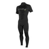O´Neill Neoprenanzug EPIC 2MM S/S FULL A05 BLK/BLK/BLK XL -