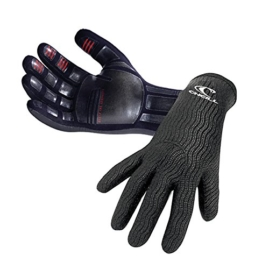 O'Neill Wetsuits Erwachsene Handschuhe FLX Glove, Black, L, 2230-002 -