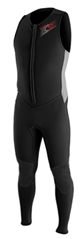 O'Neill Wetsuits Herren Neoprenanzug Superlite 2 mm John, Black, XL, 4302-T12 -