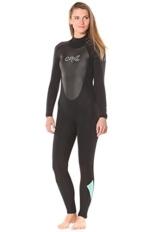 O'Neill Wetsuits - O'Neill Women's Epic 4/3mm B... -