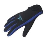 QHGstore Adult Scuba Premium Neopren 1 5mm Tauchen Schwimmen Schnorcheln Anti Rutsch Handschuhe blau M -