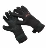 SCUBATEC Neoprenhandschuhe Tauchhandschuhe 5 mm schwarz -