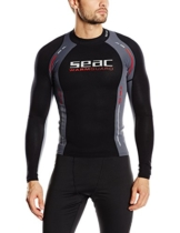 SEAC Herren Neopren Warm Guard Long, L -