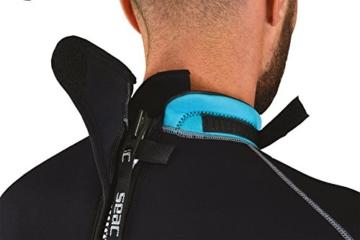 SEAC Herren Sense Short 2,5mm Neoprenanzug, Blau, XL -
