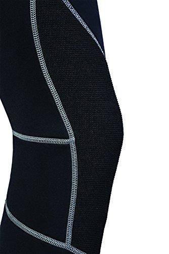 SEAC Herren Sense Short 2,5mm Neoprenanzug, Blau, XXXL -