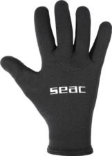 SEAC Uni Handschuhe ANATOMIC HD 2.5 mm, Schwarz, M -