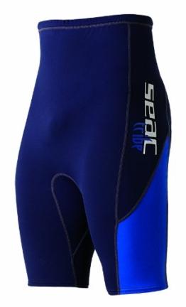 Seac Uni Watersport Pant RAA PANT EVO, blue/blue clear/white, XL, 931805 -