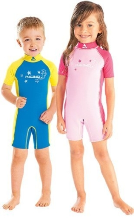 SUBGEAR - SEAHORSE Kids shorty boy, Gr. 98 -