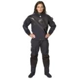 Waterproof D9 Breathable atmungsaktiver Quad-Laminat Trockentauchanzug mit Fronteinstieg (Damen M) -